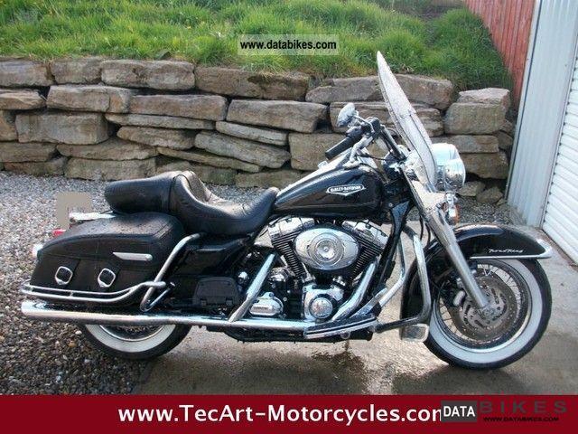2007 Harley Davidson  2007er Road King Black 1584ccm Motorcycle Chopper/Cruiser photo