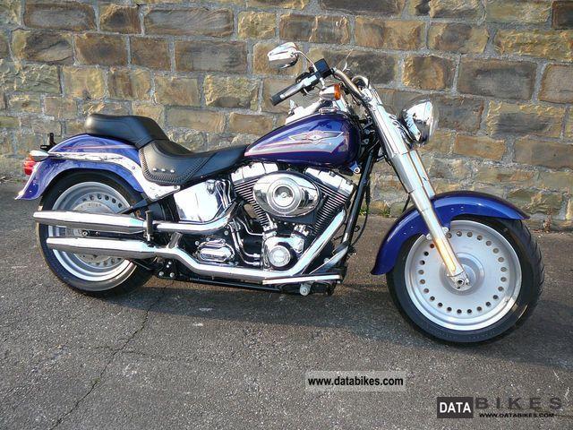 Harley Davidson  Fat Boy * 200 * 1 584 cm ³ * 2006 Chopper/Cruiser photo