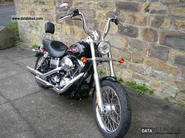 2006 Harley Davidson  FXDL Dyna Low Rider * 6 speed * Motorcycle Chopper/Cruiser photo