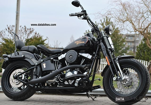 Harley Davidson  FLSTSB Crossbones 2008 Chopper/Cruiser photo