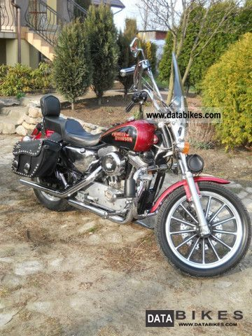 Harley Davidson  Sportster 1200 XL 1998 Chopper/Cruiser photo
