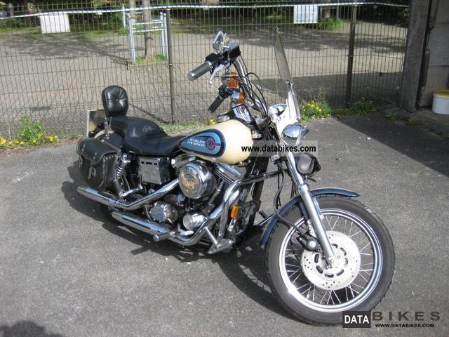 1991 Harley Davidson Dyna Glide