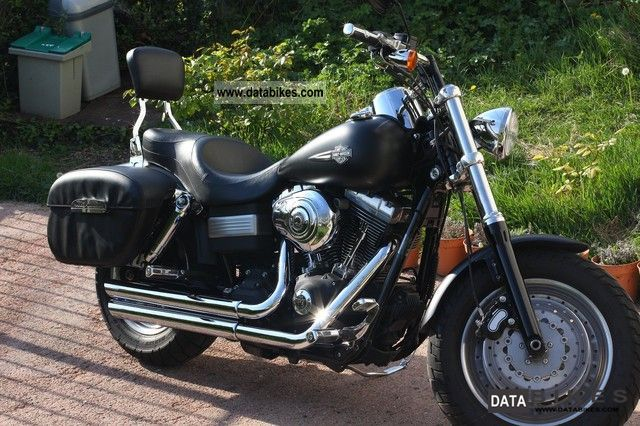 2009 Harley Davidson  FXDF Fatbob 2009 Motorcycle Chopper/Cruiser photo