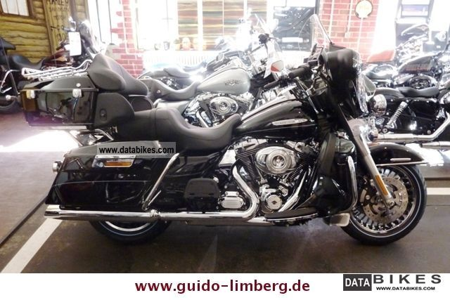 2012 Harley Davidson  Electra Glide Ultra Limited FLHKT 103 cui MJ `11 Motorcycle Chopper/Cruiser photo