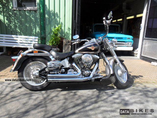 Harley Davidson  Fat Boy Evo 1997 Chopper/Cruiser photo