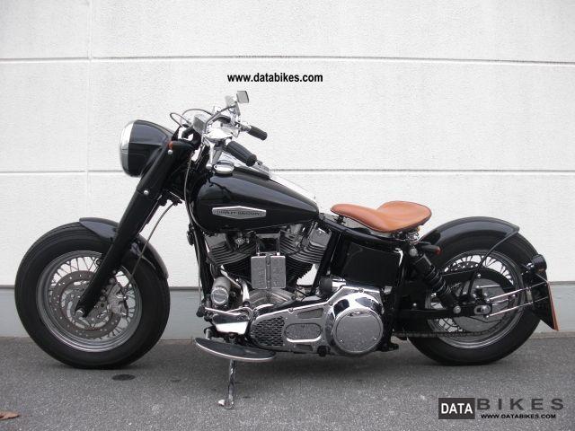 1982 Harley Davidson * Shovel FLH Bike Farm E-Glide Chopper * on
