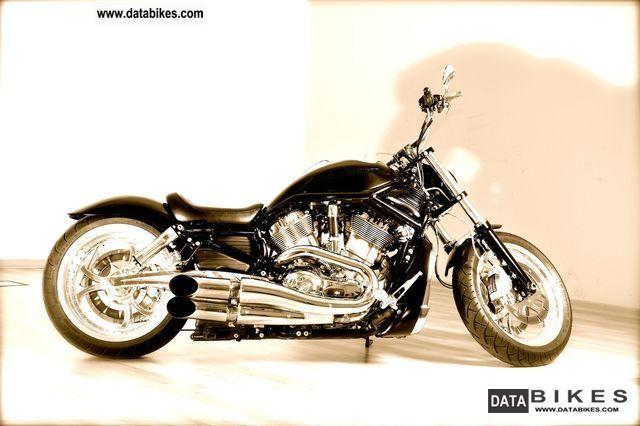2007 Harley Davidson  V-Rod Motorcycle Chopper/Cruiser photo