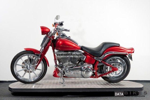 2007 Harley Davidson  FXSTSSE Motorcycle Chopper/Cruiser photo