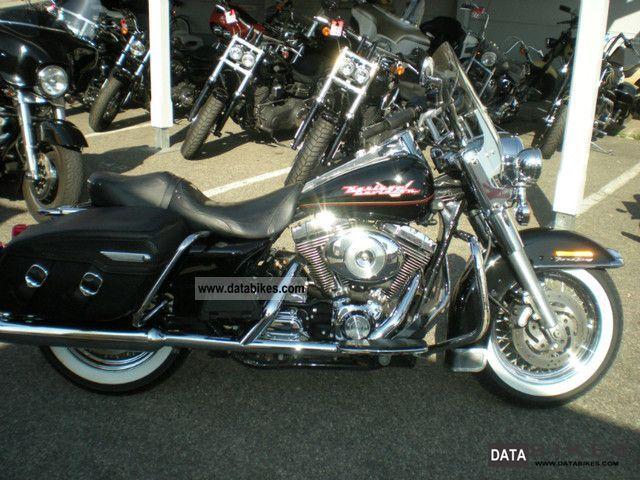2004 Harley Davidson  FLHR Road King Motorcycle Tourer photo