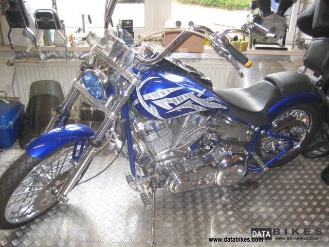 2007 Harley Davidson  IBS Custom Bike Motorcycle Chopper/Cruiser photo