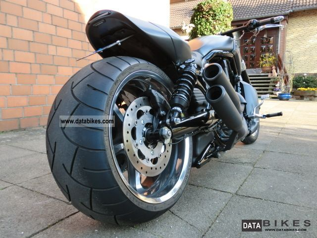 2009 Harley Davidson  V-Rod Muscle Motorcycle Chopper/Cruiser photo