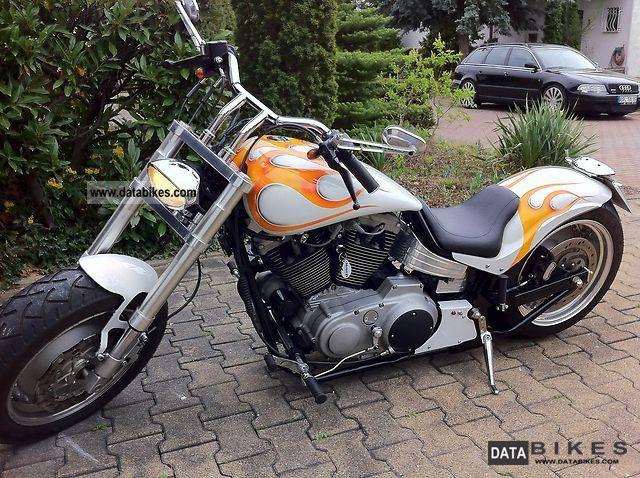 2011 Harley Davidson  Sporty Motorcycle Chopper/Cruiser photo