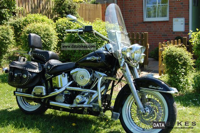 Harley Davidson  Heritage Screaming Eagle complete. Reorganization 1995 Chopper/Cruiser photo