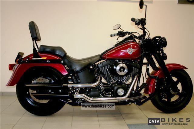 2004 Harley Davidson  FATBOY FLSTF Motorcycle Chopper/Cruiser photo