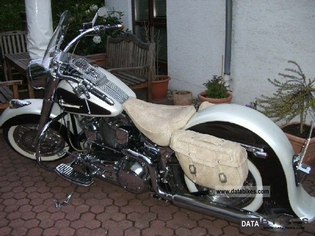 1993 Harley Davidson  Heritage Softail Classic Special Motorcycle Chopper/Cruiser photo