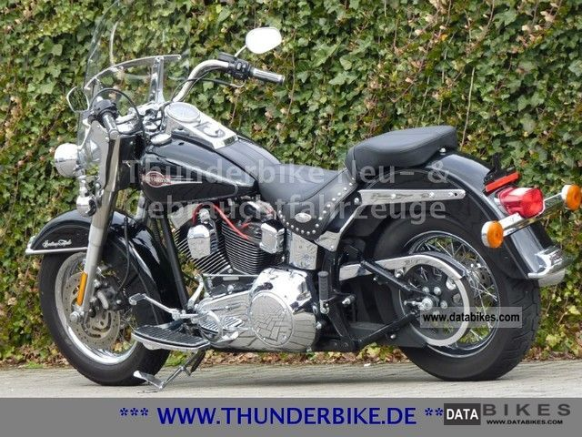 2007 Harley Davidson  FLSTC Heritage Softail - Thunder Bike Bros. Fahrz Motorcycle Chopper/Cruiser photo