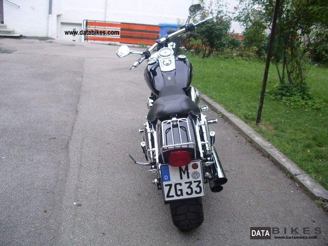 2008 Harley Davidson  Fat Bob Motorcycle Chopper/Cruiser photo