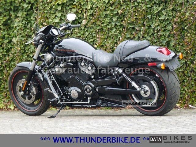 2007 Harley Davidson  VRSCDX \ Motorcycle Motorcycle photo