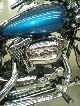 2006 Harley Davidson  XL 1200C Sportster Custom 180 rear conversion Motorcycle Chopper/Cruiser photo 1