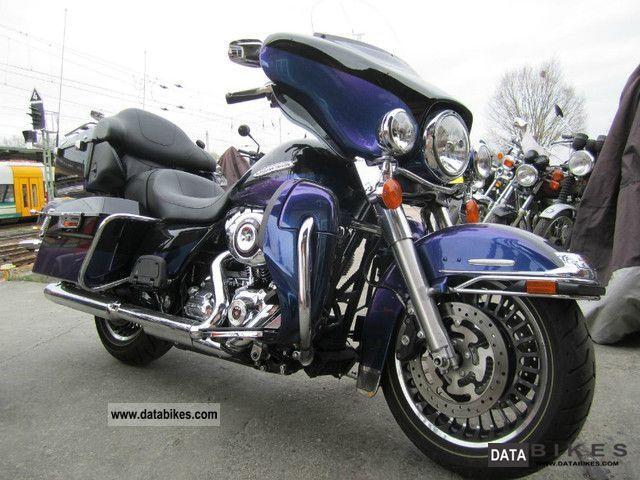 2011 Harley Davidson  -Later \ Motorcycle Tourer photo