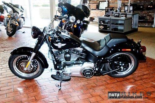 2012 Harley Davidson  Fat Boy Special FLSTSB 1.Hand, like new! Motorcycle Chopper/Cruiser photo