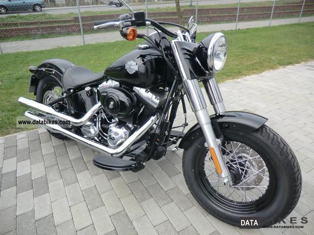2012 Harley Davidson  Slim Softail Motorcycle Chopper/Cruiser photo