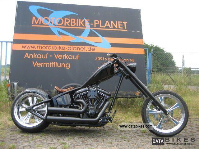 2004 Harley Davidson  High Neck Motorcycle Motorcycle photo