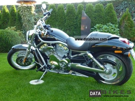 2009 Harley Davidson  Rod VRSCA V Motorcycle Chopper/Cruiser photo