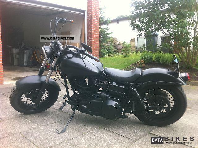 1980 Harley Davidson  FXS Shovel Motorcycle Motorcycle photo