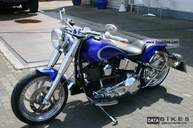 1999 Harley Davidson Custom Fatboy Fat Boy