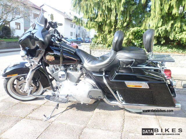2001 Harley Davidson  Electra Glide / E-Glide Standard Motorcycle Tourer photo