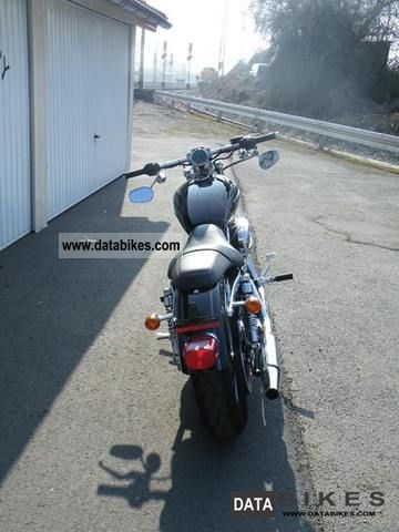 2009 Harley Davidson XL1200C Sportster 1200 Custom on