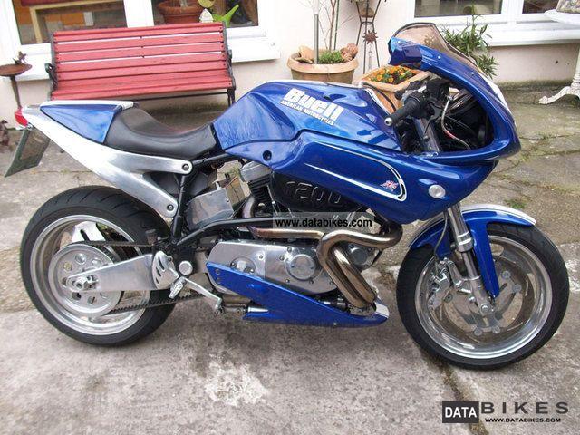 2000 Harley Davidson  Buell X1 Viper Motorcycle Sports/Super Sports Bike photo