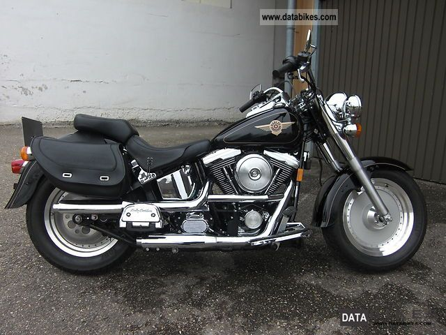 1999 Harley Davidson  Softail Fat Boy Motorcycle Chopper/Cruiser photo