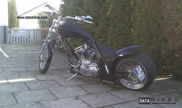 Outstanding  Harley Davidson High Ecker, bike show, complete remodeling, custom 640 x 380 · 48 kB · jpeg