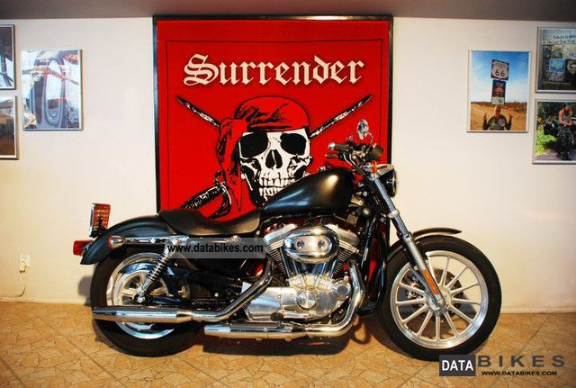 2006 Harley Davidson  SPORTSTER XL 883 L Motorcycle Chopper/Cruiser photo