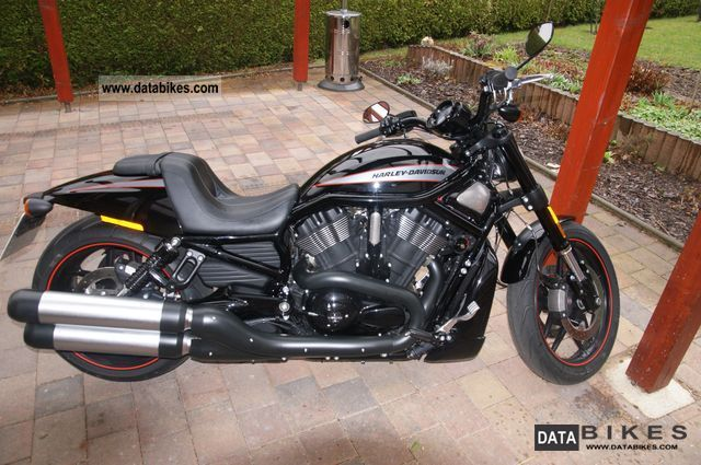 2012 Harley Davidson Night Rod Special 10th: Harley Davidson Bikes And ATV's (With Pictures
