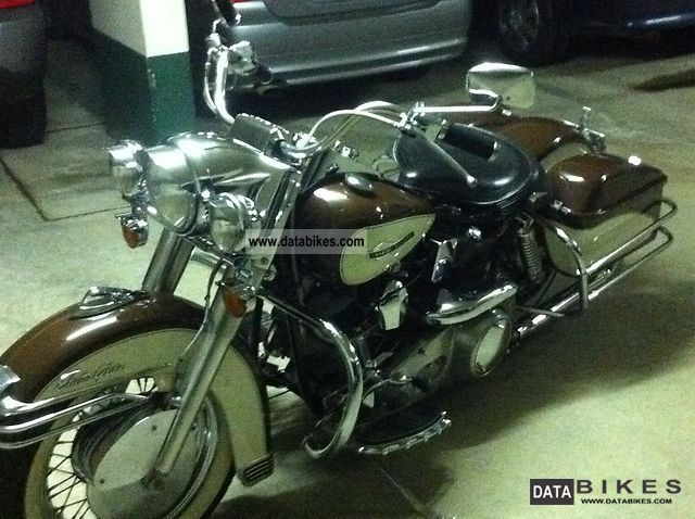 Harley Davidson  FLH Electra Glide 1976 Vintage, Classic and Old Bikes photo