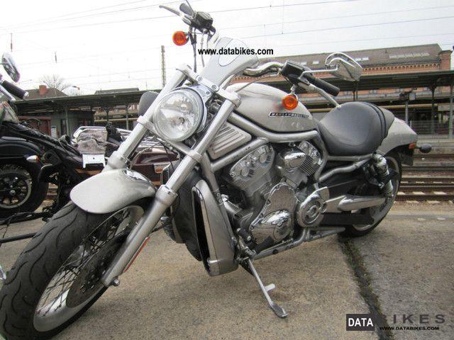 2009 Harley Davidson  VRSCAW \ Motorcycle Chopper/Cruiser photo
