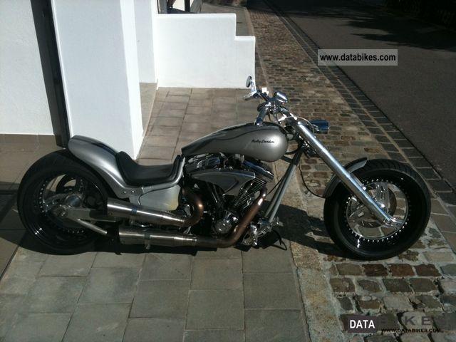 2003 Harley Davidson  walz hardcore cycles Motorcycle Chopper/Cruiser photo