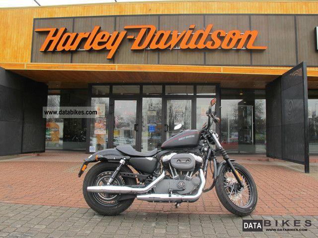 2011 Harley Davidson  XL1200N SPORTSTER Nightster Motorcycle Chopper/Cruiser photo