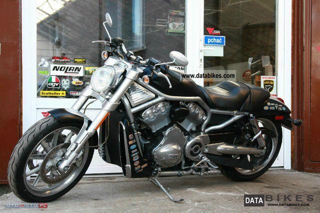 2006 Harley Davidson  V-ROAD NHRA Motorcycle Chopper/Cruiser photo