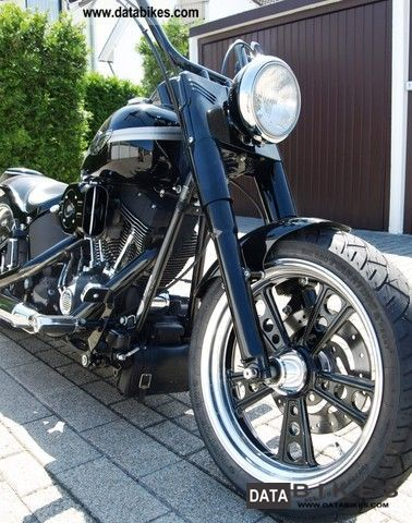 2000 Harley Davidson  Custom Night Train Motorcycle Chopper/Cruiser photo