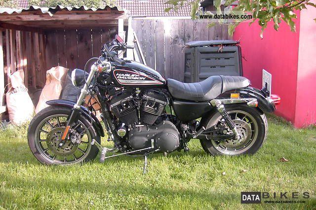2005 Harley Davidson  XL1200R Motorcycle Chopper/Cruiser photo