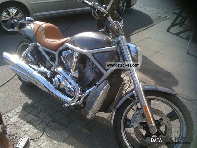 2006 Harley Davidson  V-ROD VRSCA Motorcycle Chopper/Cruiser photo