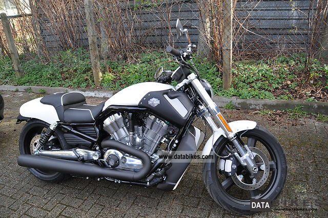 2011 Harley Davidson  V-ROD MUSCLE VRSCF Motorcycle Chopper/Cruiser photo