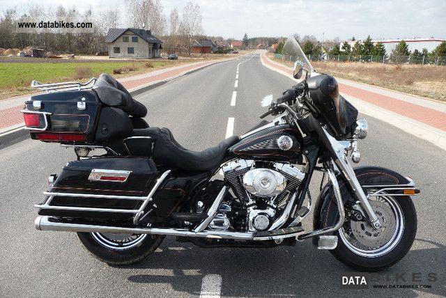 1999 Harley Davidson  FLHTCUI Ultra Classic Electra Glide TWIN CAM Motorcycle Chopper/Cruiser photo