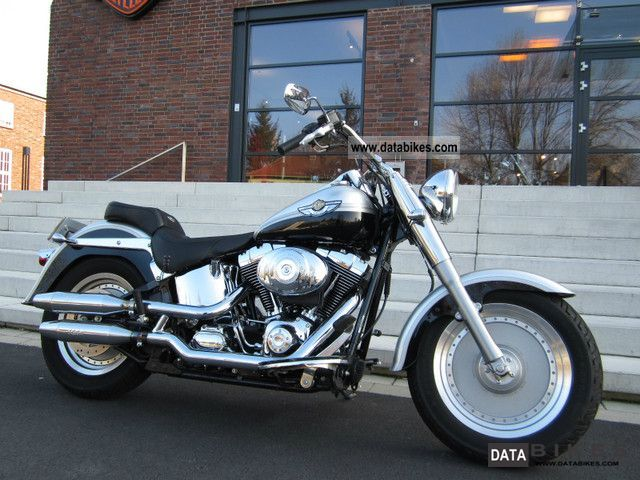 Harley Davidson  FAT BOY 100th in German Fzg. Liebhaberzust.! 2003 Chopper/Cruiser photo