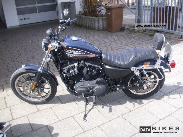 2010 Harley Davidson  Sportster 883 XL2 Motorcycle Chopper/Cruiser photo