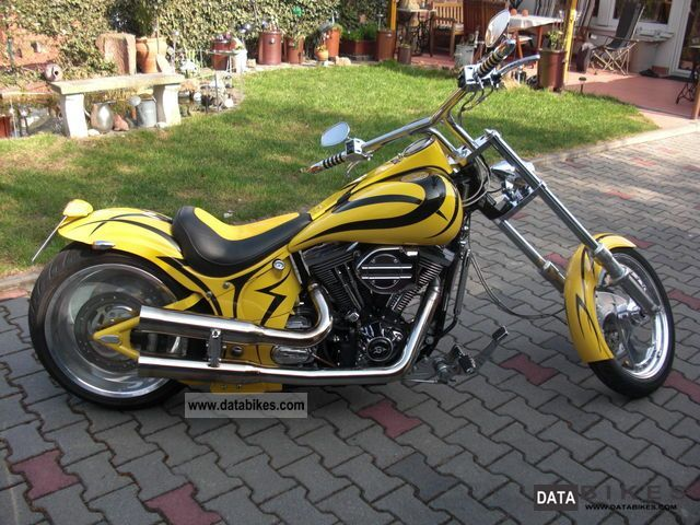1992 Harley Davidson  Soft trail FXST Motorcycle Chopper/Cruiser photo